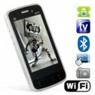 Odyssey - WiFi Quadband Dual-SIM Cellphone w/ 3 Inch Touchscreen
