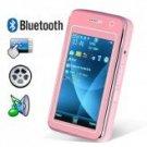 Pink Elegance Dual SIM Quadband Cellphone Inch Touchscreen