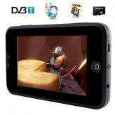 4.3 Inch Widescreen Portable Media Player (DVB-T MP3 MP4 FM)
