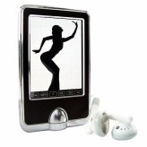 Terrific Sound Slim MP4 Player with 2.5 Inch Touchscreen (4GB)