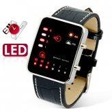 The Singularity - Japanese Multicolor LED Watch