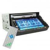 6.5 Inch Region Free Car DVD Player with Bluetooth (2-DIN)
