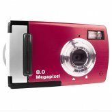 Quality Beginners Digital Camera - 5.0M Pixel CMOS Sensor