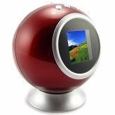 Christmas Ball Digital Picture Frame