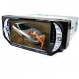 Car Stereo AV System with Bluetooth (1-DIN)