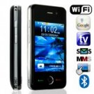 Thunder Quadband Dual SIM Wifi Touchscreen Worldphone
