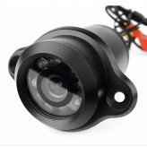 Wired Color CCD IR Camera for Car & Home Use -PAL