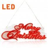 Merry Christmas Sign! Illuminated Holiday Sign