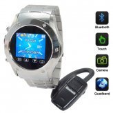 Galactus Cellphone Watch! With Video Camera & Media Player