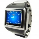 Fortaleza - Quad Band Watchphone in Stainless Steel
