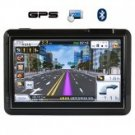 GuideStar - 4.3 Inch Touchscreen Portable GPS Navigator