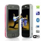 Odyssey Pair  WiFi Quadband Dual SIM Touchscreen Cellphones