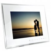 Masterpiece - 12 Inch Digital Photo Frame + Media Player