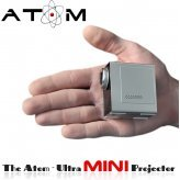 The Atom Ultra Mini Projector