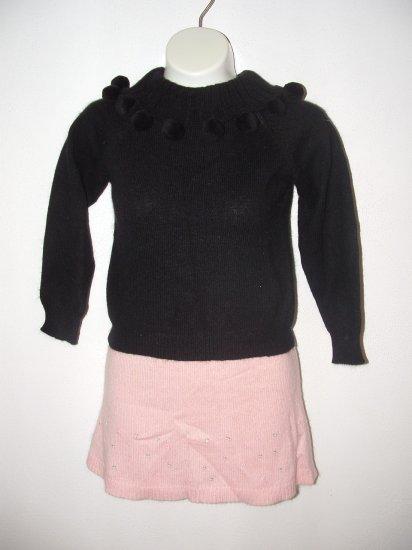 NWT Girls GYMBOREE Prima Ballerina Skirt Sweater Sz 5