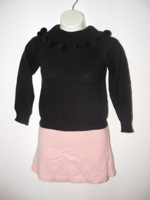 NWT Girls GYMBOREE Prima Ballerina Skirt Sweater Sz 5