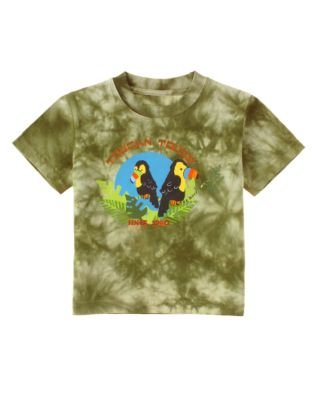 *NWT* Boys GYMBOREE Jungle Preserve Tee T-Shirt 3-6 Mo