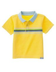 *NWT* Boys GYMBOREE Resort Getaway Polo Shirt 3-6 Month