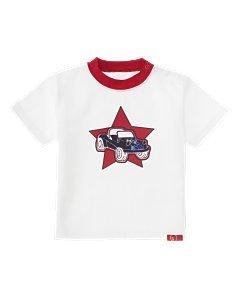 Boys GYMBOREE Star Spangled Tee T-shirt 3-6 Month *EUC*