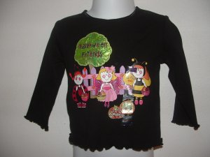 *NWT* Girl CHILDRENS PLACE Halloween Shirt 6-9 Months