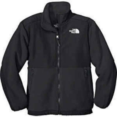 NWT North Face Denali Jacket Fleece Men's BLACK L