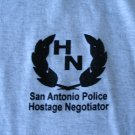 SAN ANTONIO POLICE HOSTAGE NEGOTIATOR T-SHIRT
