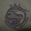 fbi pheonix t-shirt