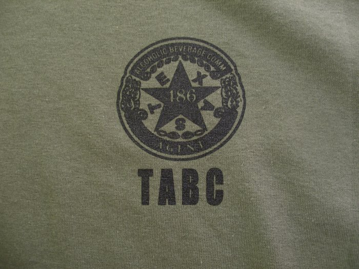 TEXAS ALCOHOL BEVERAGE COMMISSION T-SHIRT