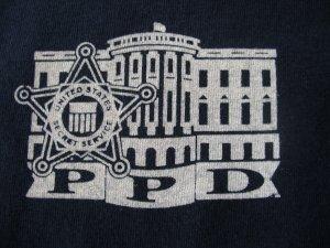 U.S. SECRET SERVICE PRESIDENTIAL PROTECTION T-SHIRT