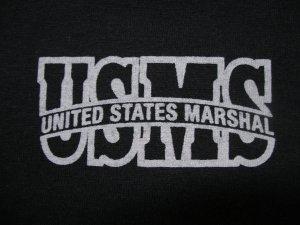 U.S. MARSHAL T-SHIRT