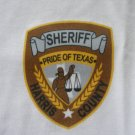HARRIS COUNTY TEXAS SHERIFF'S OFFICE T-SHIRT