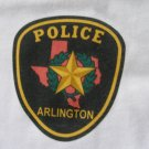 ARLINGTON TEXAS POLICE DEPARTMENT T-SHIRT