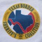 TEXAS BORDER SHERIFF'S COALITION T-SHIRT