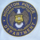 HOUSTON TEXAS POLICE DEPARTMENT T-SHIRT