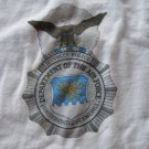 UNITED STATES AIR FORCE SECURITY POLICE T-SHIRT