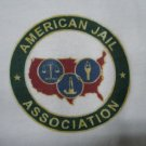 AMERICAN JAIL ASSOCIATION T-SHIRT