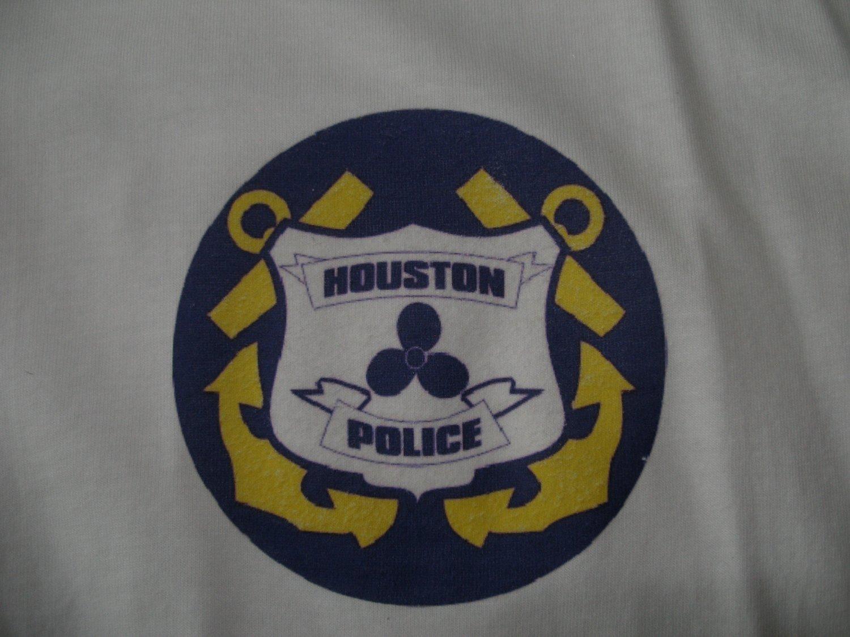 Houston Marine Police t-shirt
