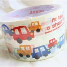 Cars and Travel Deco Tape
