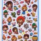 Q-lia Happy Fairy Story Sticker Sheet