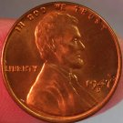 1949-D Lincoln Wheat Cents