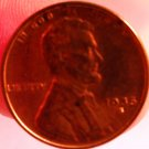 1935-S Lincoln Wheat Cents.