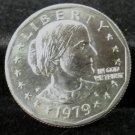 1979-P Susan B. Anthony. Choice UN-Circulated.