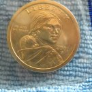 2001-P Sacagawea Dollar. Removed From Mint Set.