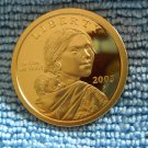 2003-S Sacagawea Proof Dollar.