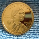 2002-S Sacagawea Proof Dollar