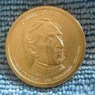 """2009-P Presidential Dollar """"John Tyler"""""""