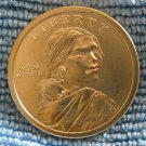 2009-D Sacagawea Dollar. Choice UN-Circulated