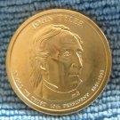 """2009-D Presidential Dollar. """"John Tyler"""""""