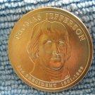 "2007-P Presidential Dollar. ""Thomas Jefferson"""