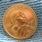 2007-P Sacagawea Dollar.  BU